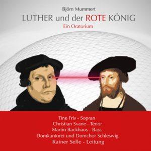 """CD-Cover """"Luther und der rote König"""""""